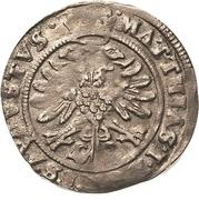 4 Schilling - Johann Albrecht II. – reverse