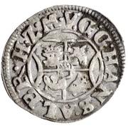 1 Schilling - Johann Albrecht II. – obverse