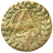 3 Pfennig - Johann Albrecht II – obverse