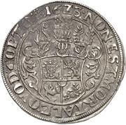 1 Thaler - Johann Albrecht II. – reverse