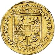 1 Ducat - Gustav Adolf – reverse