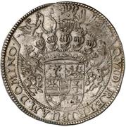 1 Thaler - Gustav Adolph – reverse