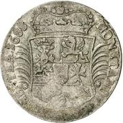 ⅔ Thaler - Gustav Adolph – reverse