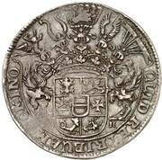 1 Thaler - Gustav Adolf – reverse