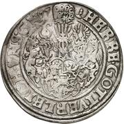 1 Thaler - Ulrich III (Zwittertaler) – reverse