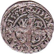 1 Sechsling - Johann Albrecht I. – reverse