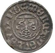 1 Dreiling - Magnus II and Balthasar – obverse