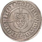 1 Sechsling - Magnus II and Balthasar – obverse