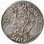 1 Doppelschilling - Magnus II and Balthasar – reverse