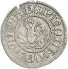 1 Dreiling - Albrecht VII – reverse