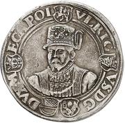 1 Taler - Ulrich III. – obverse