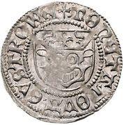 1 Sechsling - Albrecht VII – reverse