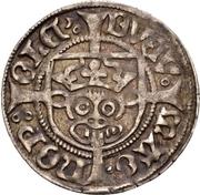 1 Sechsling - Magnus II and Balthasar (Güstrow) – obverse