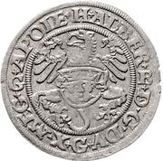 1 Groschen - Albrecht VII – obverse