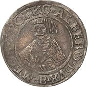¼ Guldengroschen - Albrecht VII – obverse