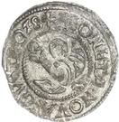 1 Dreiling - Albrecht VII. – reverse