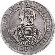 1 Thaler - Albrecht VII – obverse