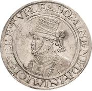 ½ Thaler - Johann Albrecht I – obverse