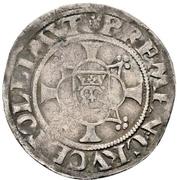 1 Schilling - Johann Albrecht I. – reverse