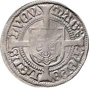 1 Schilling - Magnus II and Balthasar – obverse