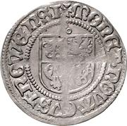 1 Schilling - Magnus II and Balthasar – reverse