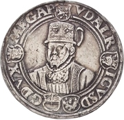 1 Thaler - Ulrich III – obverse