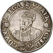 ½ Thaler - Ulrich III – obverse