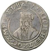 ½ Thaler - Ulrich III. -  obverse