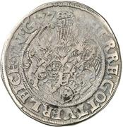 ½ Thaler - Ulrich III. -  reverse
