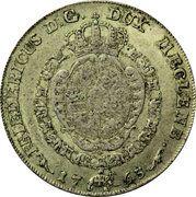 8 Schilling Courant - Friedrich II – obverse