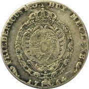 16 Schilling Courant - Friedrich II – obverse