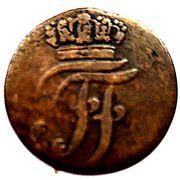 6 Pfennig - Friedrich Franz I – obverse
