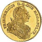 2 Thaler - Friedrich II – obverse