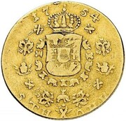 5 Thaler - Christian Ludwig II. – reverse