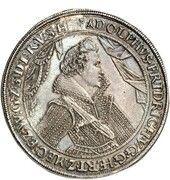3 Thaler - Adolf Friedrich (Dreifacher Glückstaler) – obverse