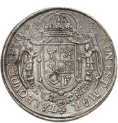 2 Thaler - Christian I Ludwig – reverse
