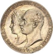 2 Mark - Friedrich Franz IV. (Wedding) – obverse
