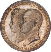 5 Mark - Friedrich Franz IV. (Wedding) – obverse