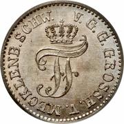 1/48 Thaler - Friedrich Franz II – obverse