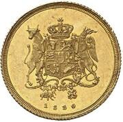 1 Ducat - Friedrich Franz I. – reverse