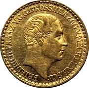 1/12 Thaler - Friedrich Franz II – obverse