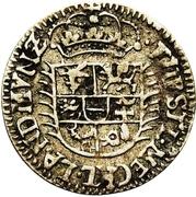 1/48 Thaler - Adolph Friedrich II. – obverse