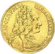 1 Ducat - Adolf Friedrich III (Reformation) – obverse