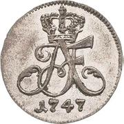 1/48 Thaler - Adolf Friedrich III. – obverse