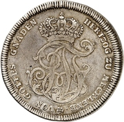 16 Gute Groschen - Adolf Friedrich III – obverse