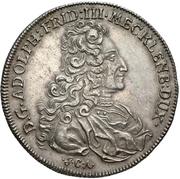 1 Thaler - Adolf Friedrich III (Reformation) – obverse
