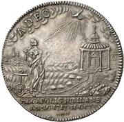 1 Thaler - Adolf Friedrich III (Reformation) – reverse