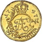 1 Thaler - Adolf Friedrich III – obverse