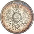 2 Mark - Adolph Friedrich V – reverse