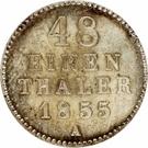 1/48 Thaler - Georg – reverse